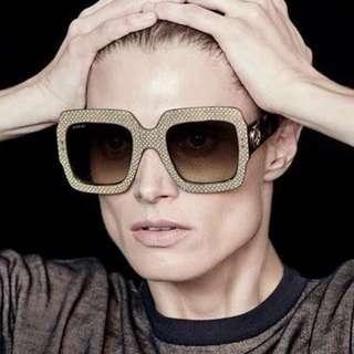 Dior Havana Crystal Sunglass