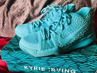 Kyrie 3 Aqua (Authentic) 6y