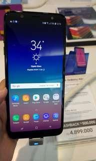 Samsung galaxy A6+ cicilan tanpa cc