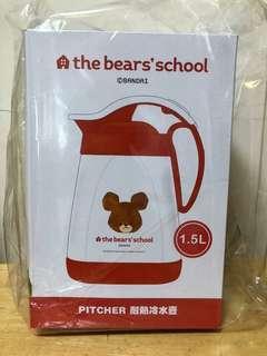 the bears' school 耐熱冷水壺