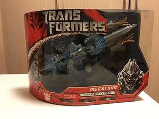 Transformers Megatron Movie  Decepticon MISB