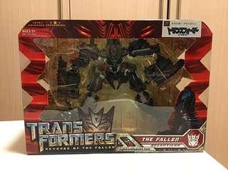 Transformers The Fallen Movie Takara Tomy MISB Rare