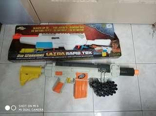 Air warriors blaster.. limited time offer