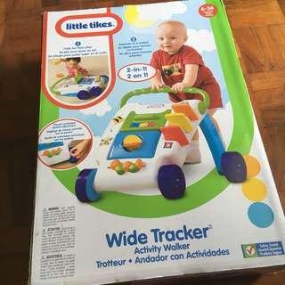Little Tikes push walker