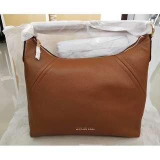 Michael Kors Handbag Sling Bag / MK Aria MD TZ Shoulder Bag