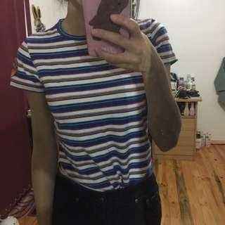 Vintage Striped Ralph Lauren Top
