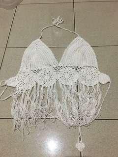 Crochet croptop
