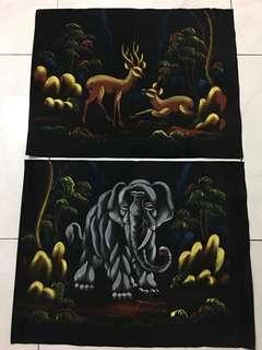 Vietnam Oil Paintings