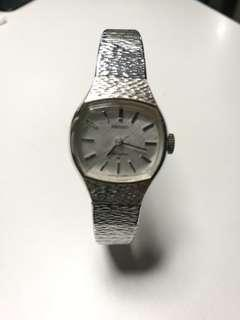 1960s Seiko Ladies Stainless Steel Vintage Watch
