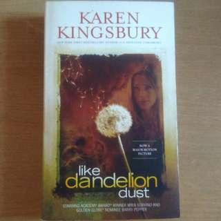Novel Like Dandelion Dust