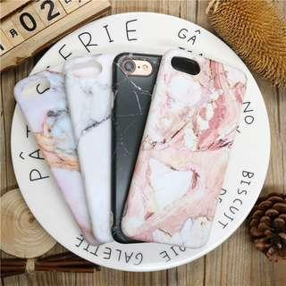 [PO] Marble Casing for iPhone Series