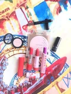 Sephora Lipstick, Eyeshadow and Mirror Haul!