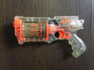 Nerf Gun Maverick Rev-6