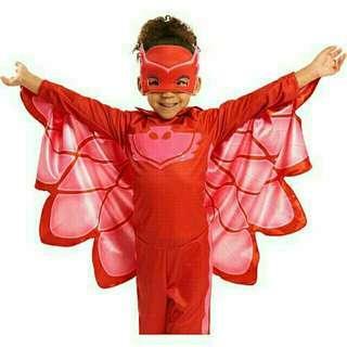 PJ Mask Owlette Costume for kids