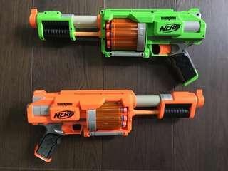 Nerf Gun DartTag