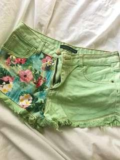 Vanilla Breeze shorts