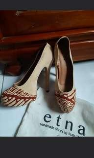 Heels pump by etna
