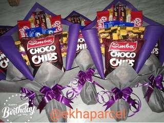 Bouqet Snack Buat berbagai Ivent