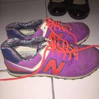 New balance sepatu original