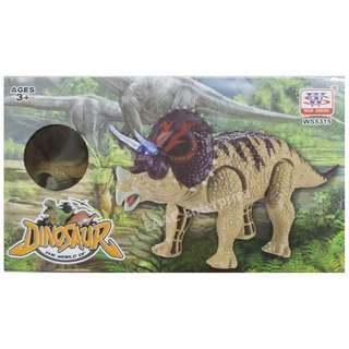 Triceratops Dinosaur with Realistic Sound; Cool Horn Light & Movement