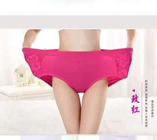 Plus Size soft Cotton Panty