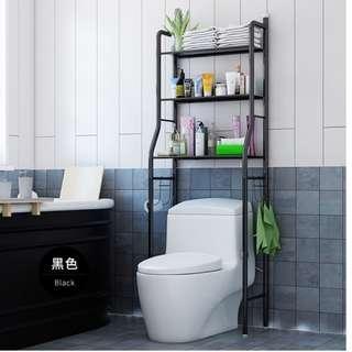 Toilet Rack Storage Organization