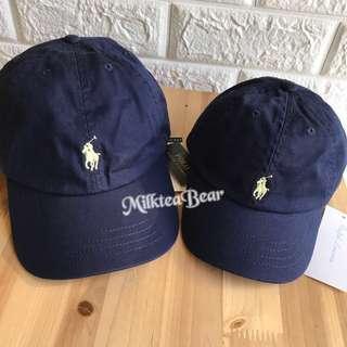 親子裝Polo Ralph Lauren 刺繡 Logo Cap 🇺🇸直送 (現貨)