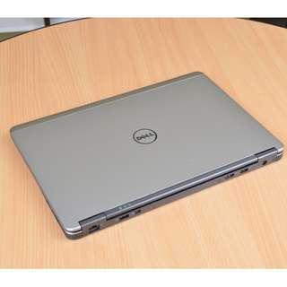 "(二手)DELL Latitude E7440 14"" i5-4300U/i7-4600U,4G,128G/256G SSD Ultrabook"