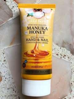 Wild Ferns Pure NZ Manuka Honey Special Care Hand & Nail Conditioning Cream