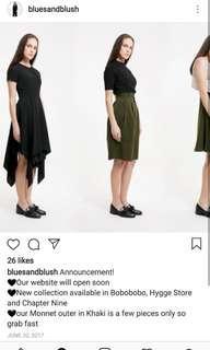 Blues&Blush Vintage Skirt