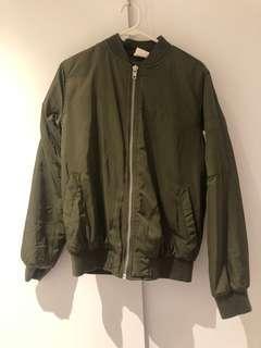INSIGHT bomber jacket
