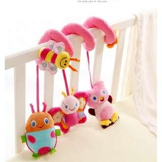 Spiral Toys For Baby