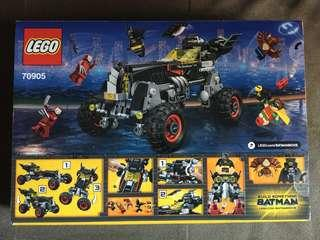 [REPRICED!] Lego Batman Movie - The Batmobile #70905
