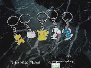 Clearance sale @$3.30mailed !! small key chain