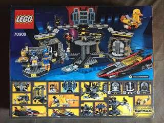 [REPRICED!] Lego Batman Movie - Batcave Break-in #70909