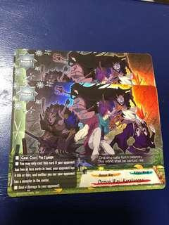 Buddyfight BT02 RR Cards