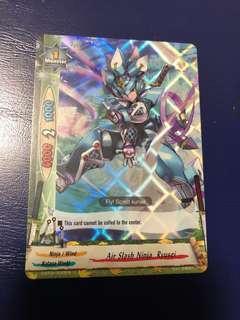 Buddyfight D-BT02 P.Foil Card