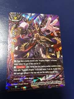 Buddyfight BT05 RRR Card