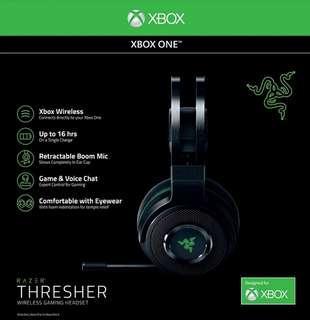 Razer Thresher Xbox Wireless Headphones