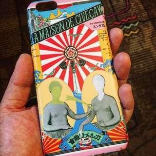 🚚 iPhone6/6s復古手機殼