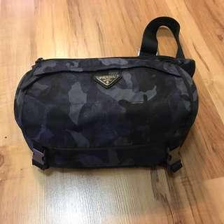 Prada Camo Nylon waist bag