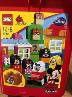 Lego- Duplo suitable 1.5 to 5 yrs