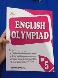 English Olympiad for Primary 5