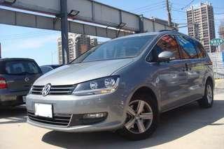 2014 Volkswagen Sharan 2.0 TDI BMT Comfortine