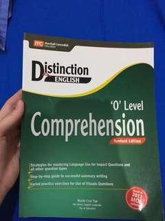 English 'O' Level Comprehension