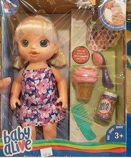 Baby Alive Electronic and non electroninc