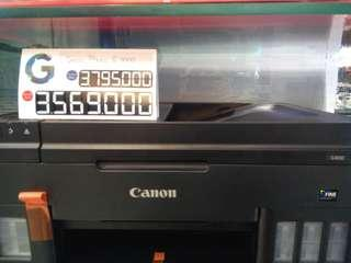 Printeran Canon (Scan Copy Wifi)