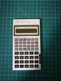 Sharp scientific calculator EL-5103