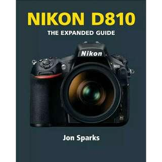 ( eBook ) Nikon D810 : the expanded guide