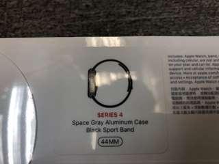 100%NEW Apple Watch 4 44mm(GPS+CEL)
